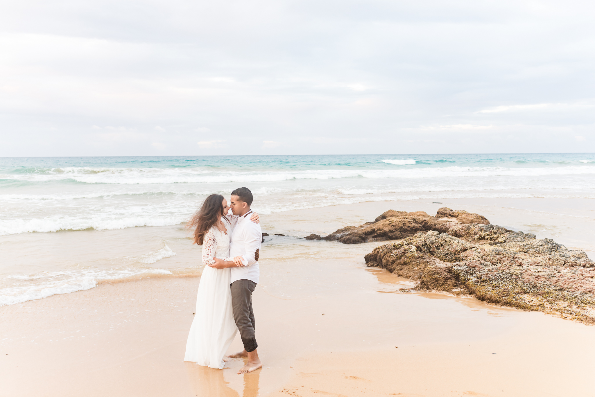 San Juan Destination Wedding Photographers Beach Wedding in Luquillo Puerto Rico-56.jpg
