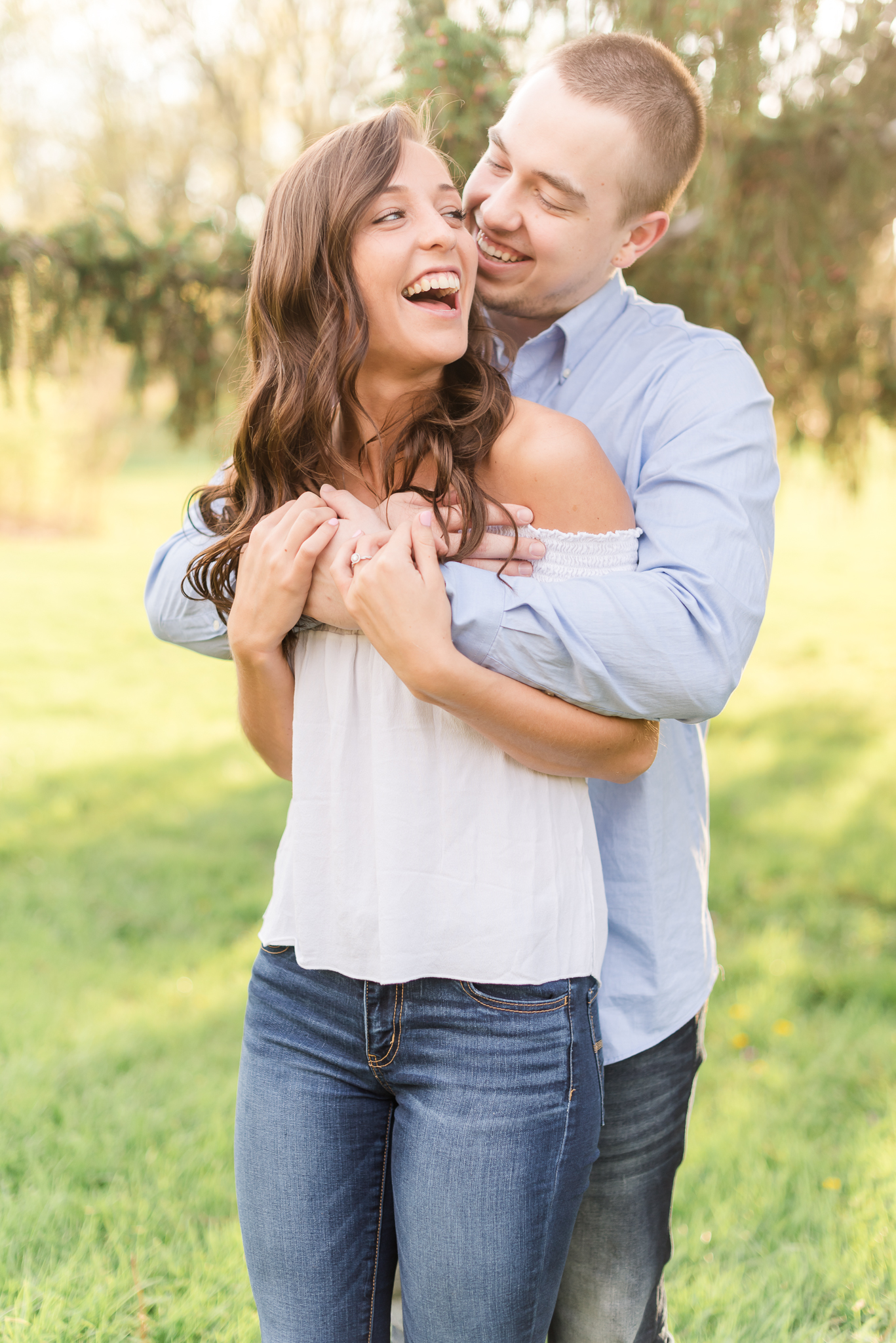 Holliday Park Engagement Session Indianapolis Wedding Photographer-6.jpg