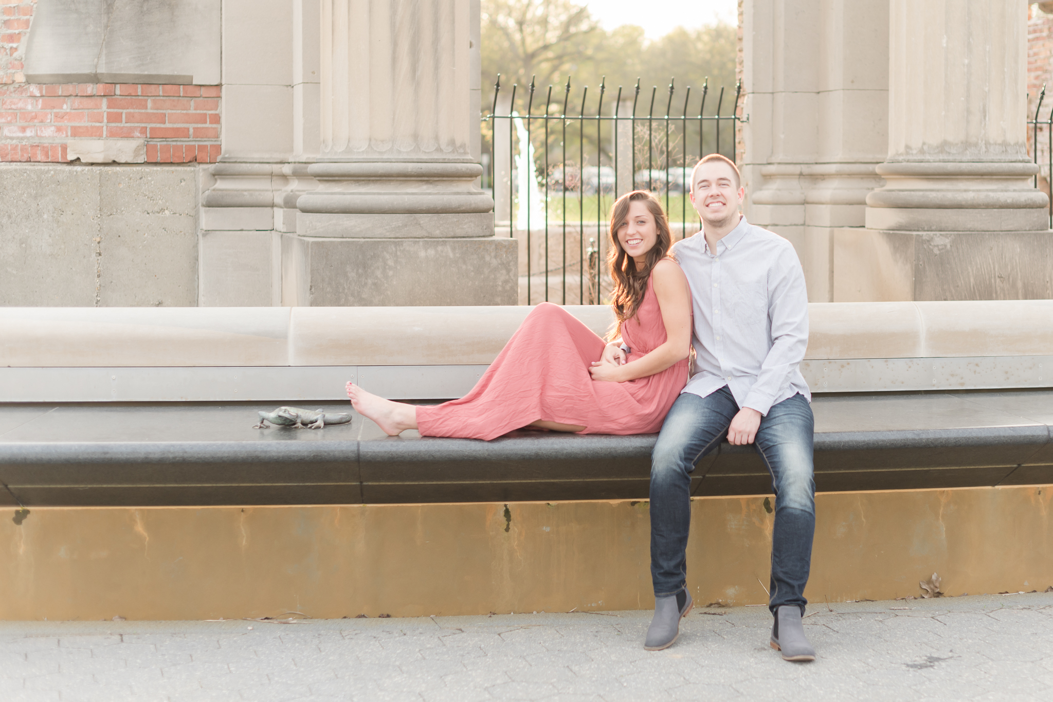 Holliday Park Engagement Session Indianapolis Wedding Photographer-13.jpg