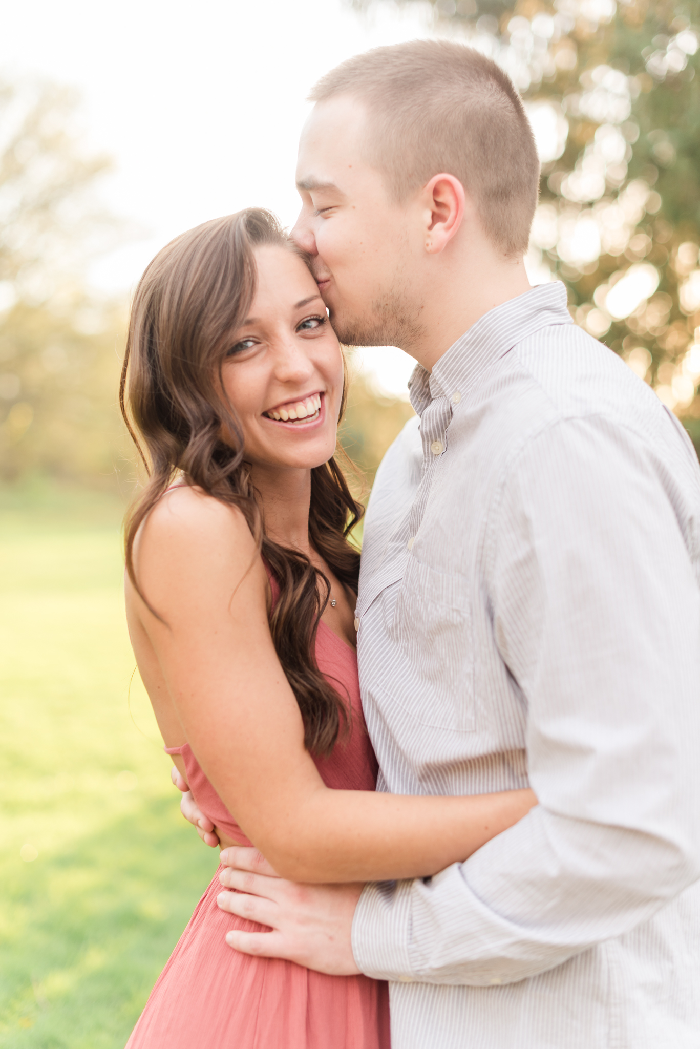Holliday Park Engagement Session Indianapolis Wedding Photographer-19.jpg