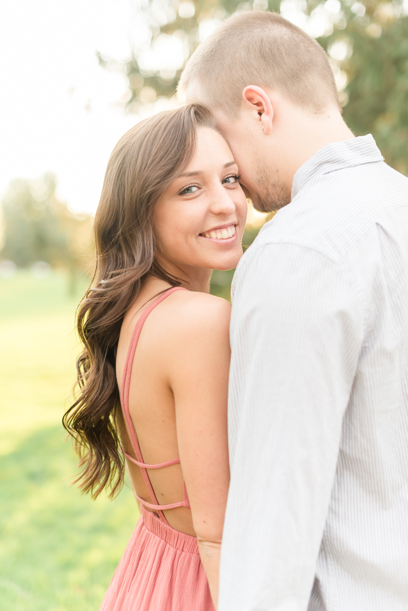 Holliday Park Engagement Session Indianapolis Wedding Photographer-22.jpg