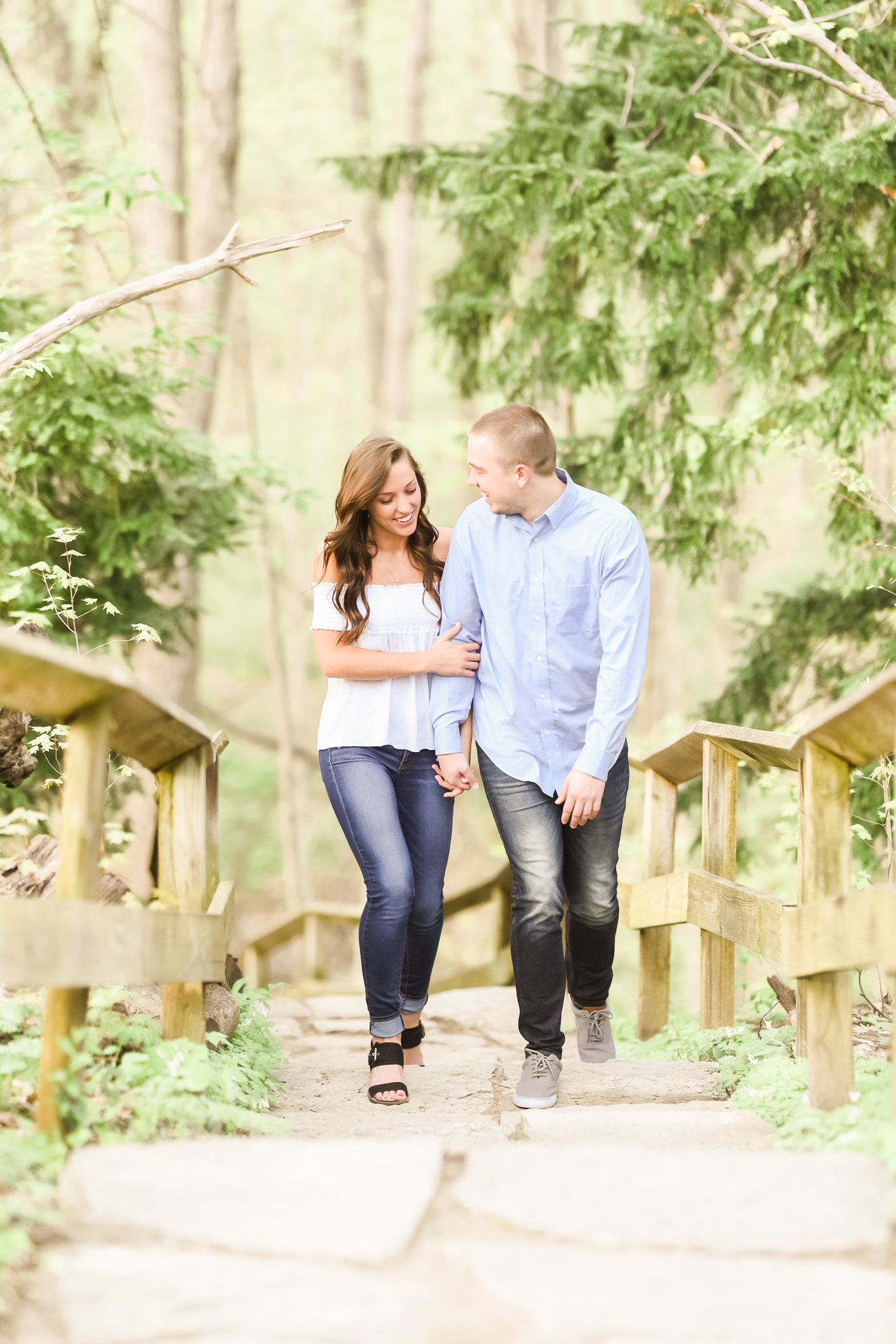Holliday Park Engagement Session Indianapolis Wedding Photographer.jpg