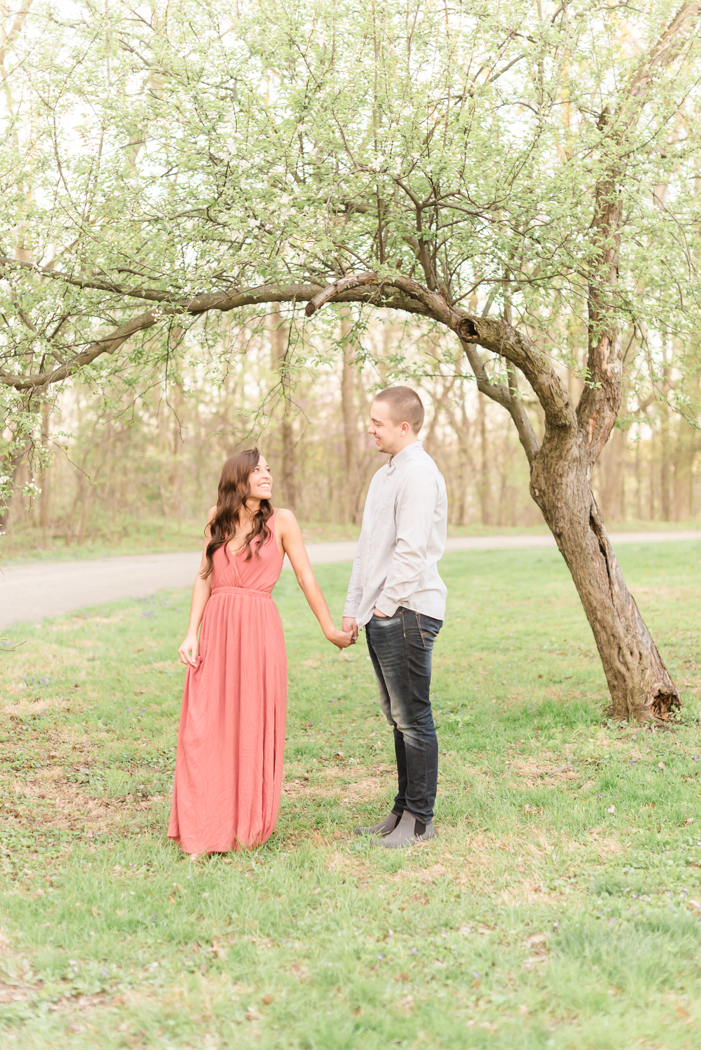 Holliday Park Engagement Session Indianapolis Wedding Photographer-29.jpg