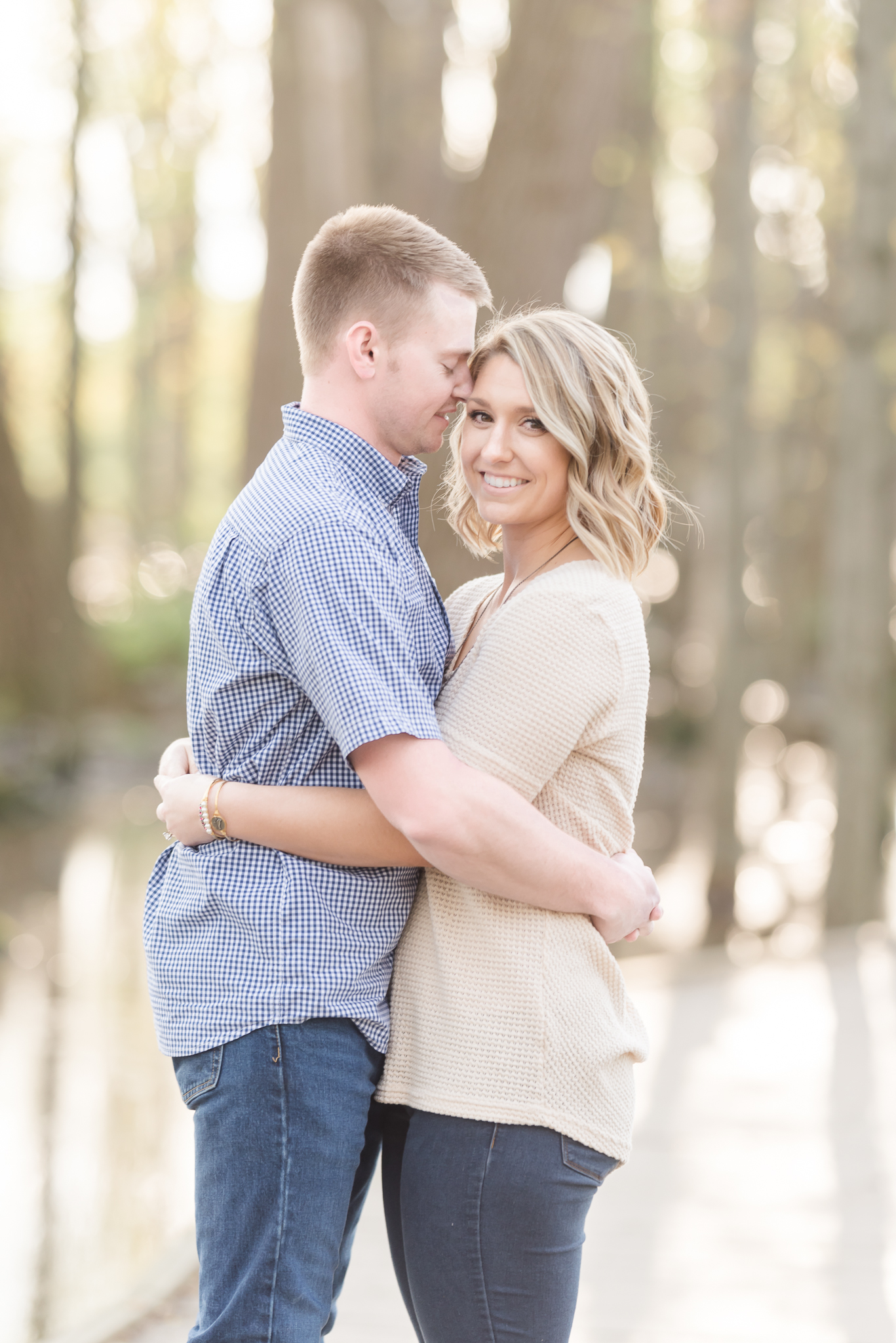 Richie Woods Nature Preserve and Mustard Seed Gardens Engagement Session Wedding Photos-11.jpg