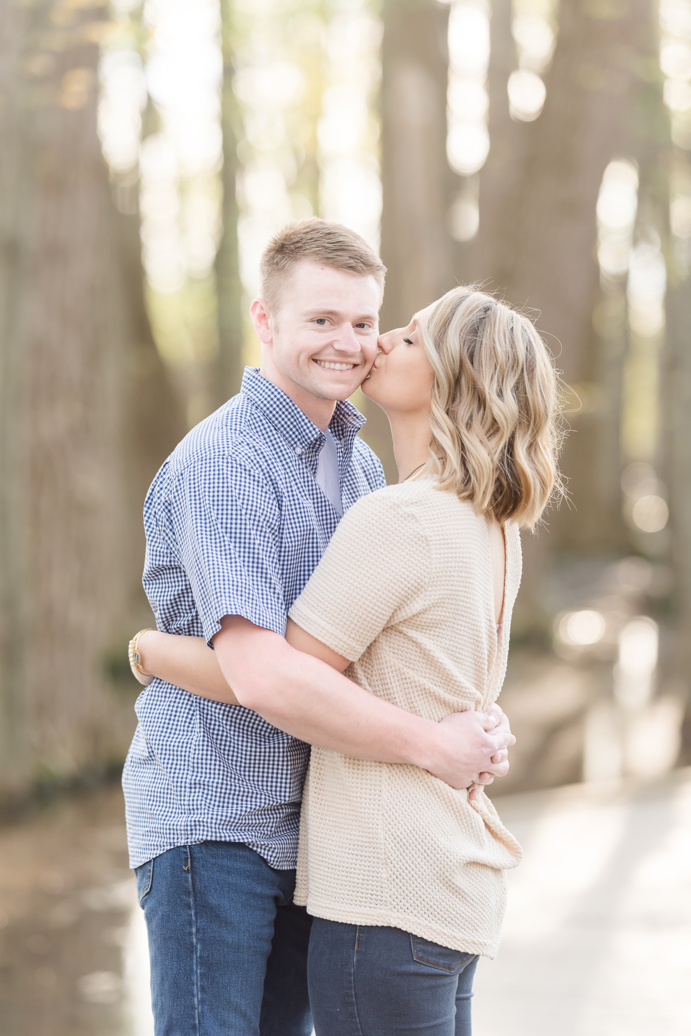 Richie Woods Nature Preserve and Mustard Seed Gardens Engagement Session Wedding Photos-15.jpg