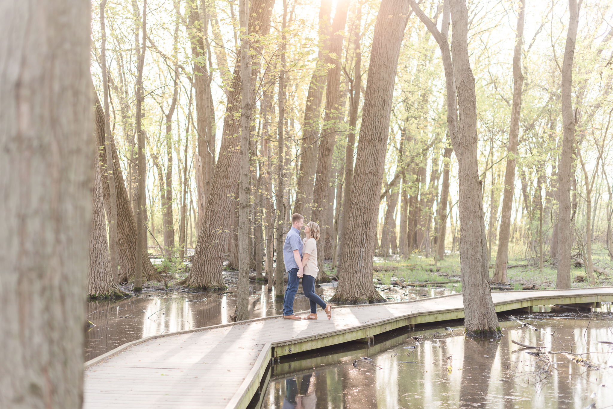Richie Woods Nature Preserve and Mustard Seed Gardens Engagement Session Wedding Photos-16.jpg