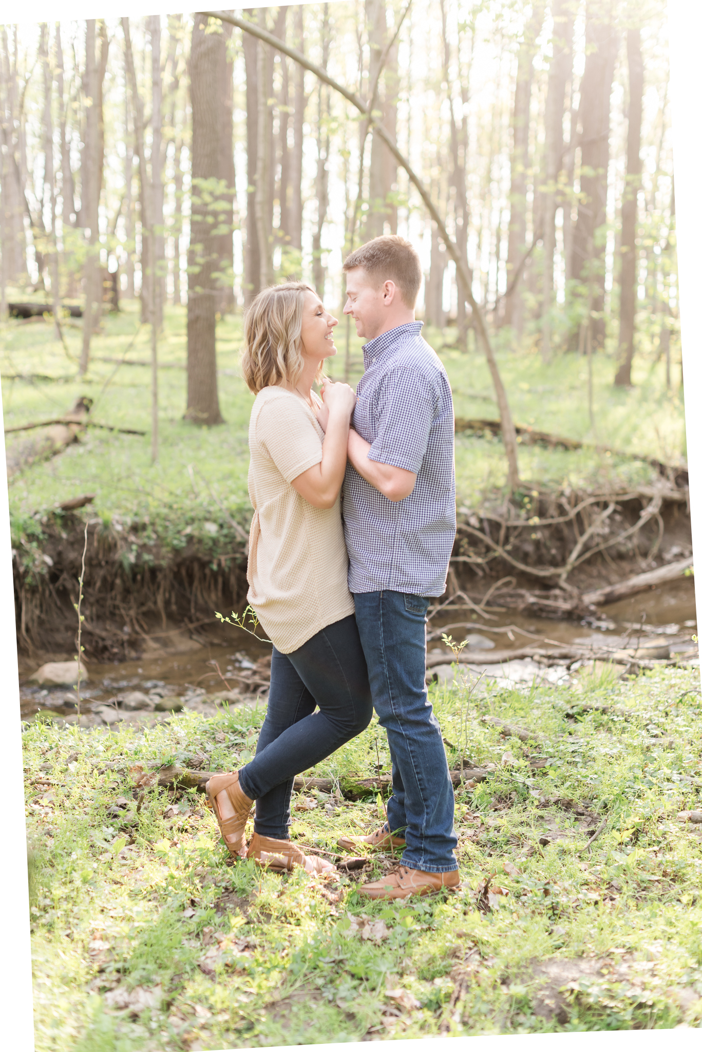 Richie Woods Nature Preserve and Mustard Seed Gardens Engagement Session Wedding Photos-23.jpg