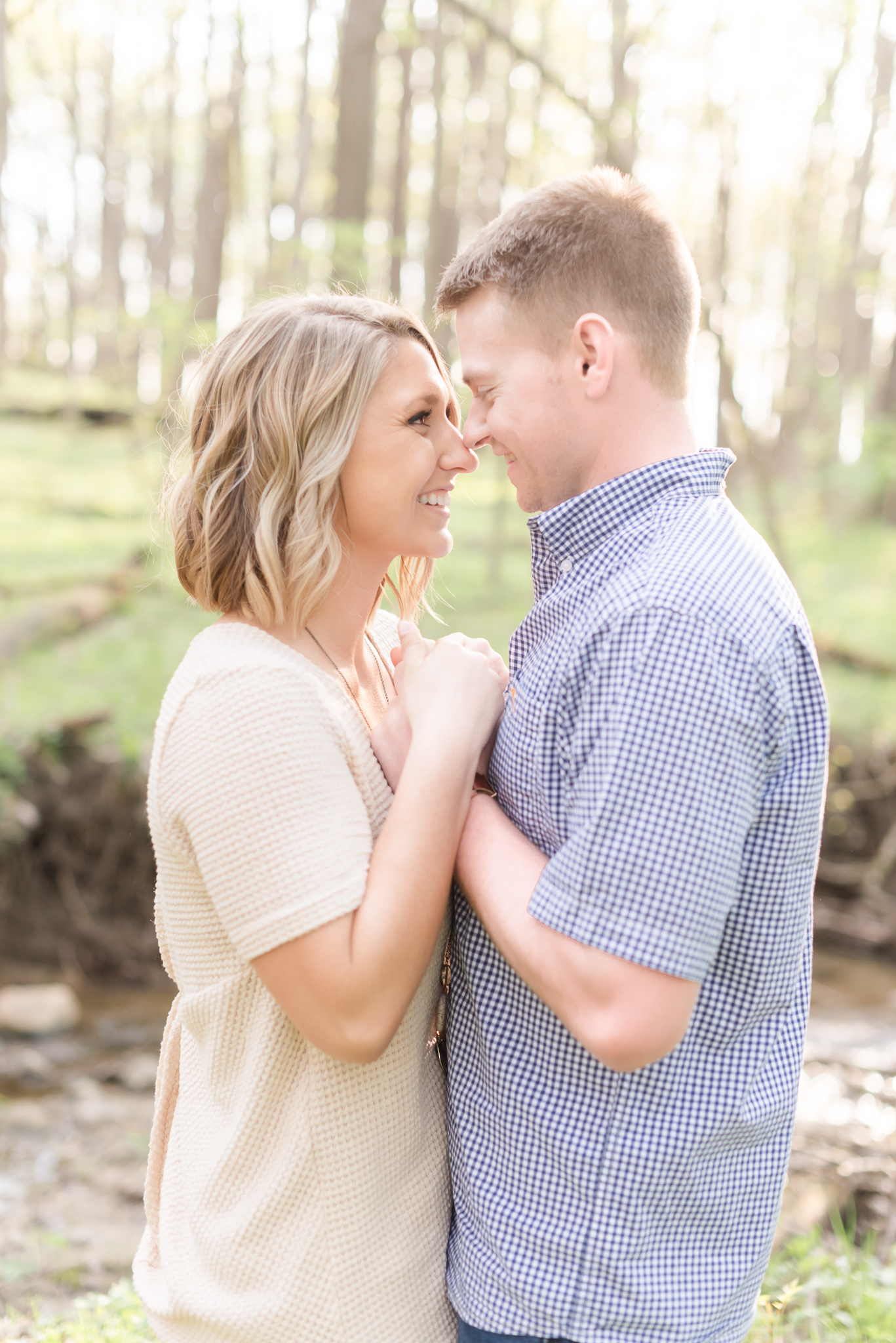 Richie Woods Nature Preserve and Mustard Seed Gardens Engagement Session Wedding Photos-24.jpg