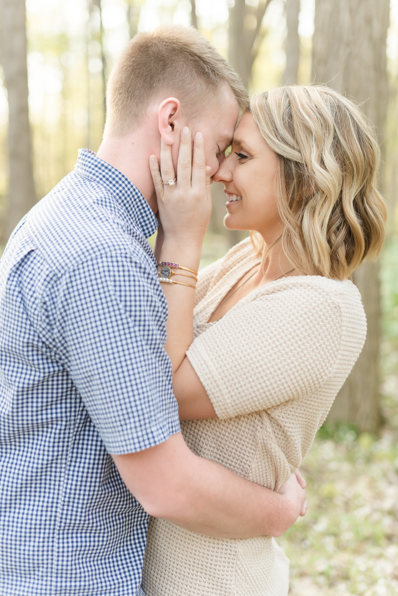 Richie Woods Nature Preserve and Mustard Seed Gardens Engagement Session Wedding Photos-28.jpg