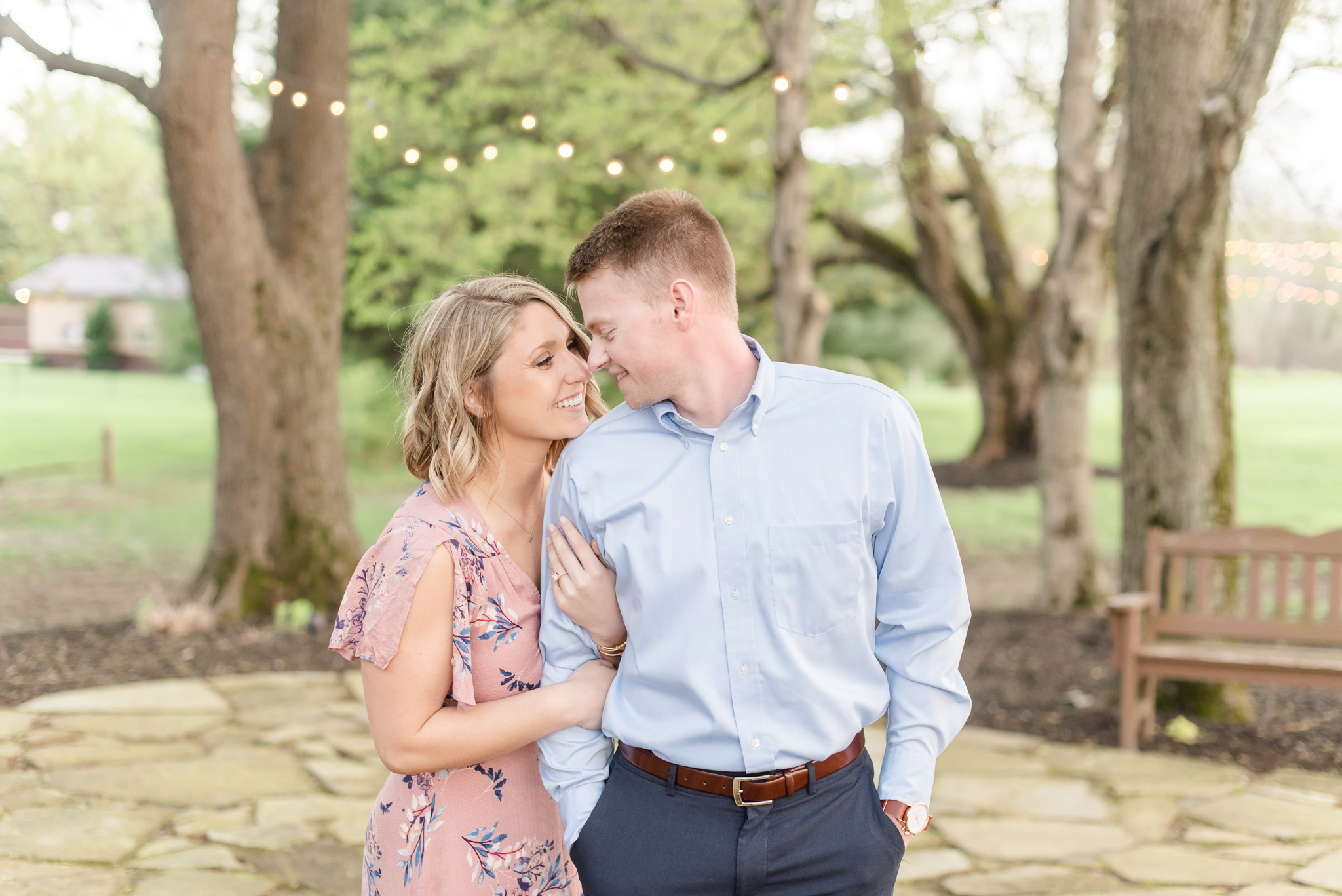 Richie Woods Nature Preserve and Mustard Seed Gardens Engagement Session Wedding Photos-44.jpg