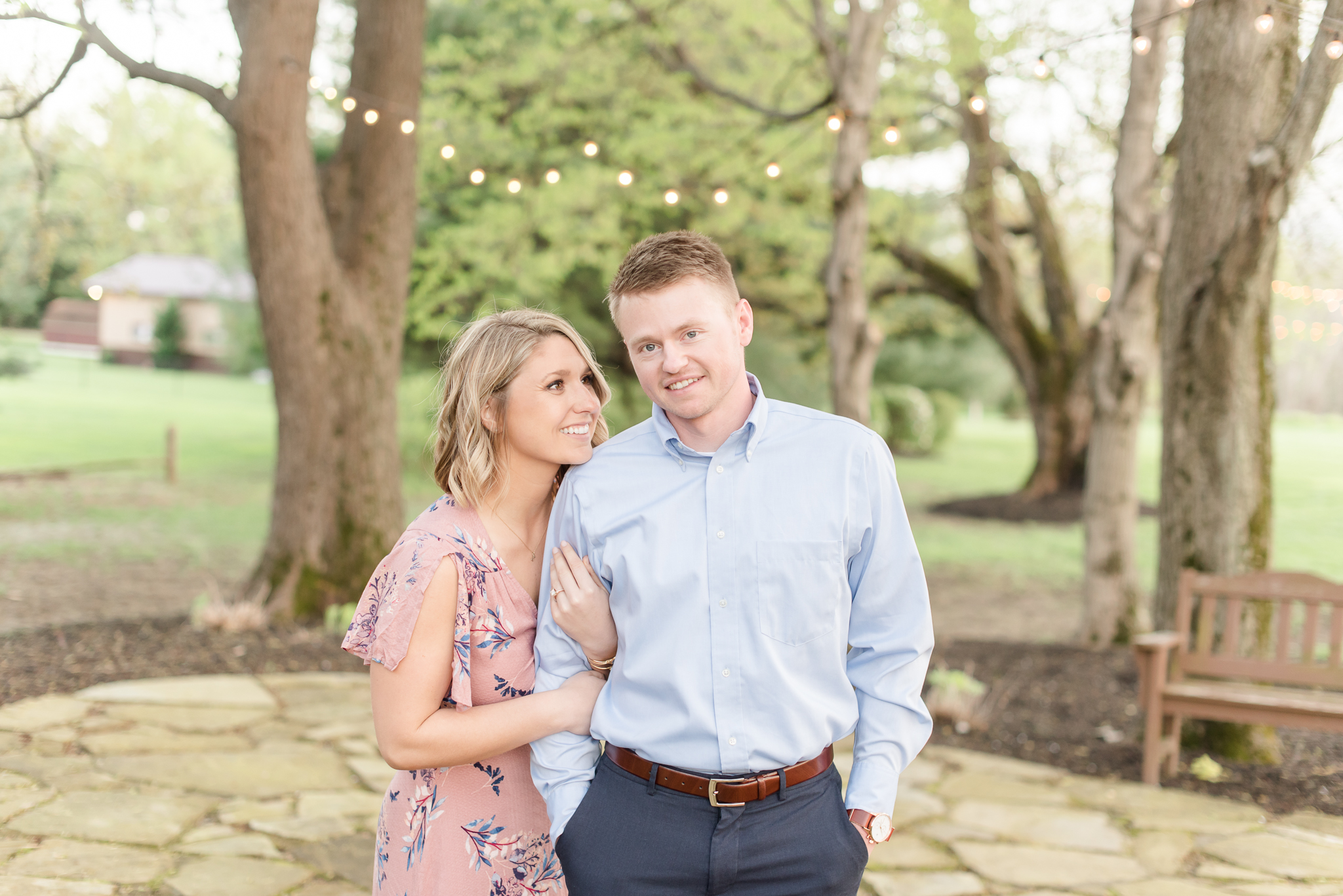 Richie Woods Nature Preserve and Mustard Seed Gardens Engagement Session Wedding Photos-46.jpg