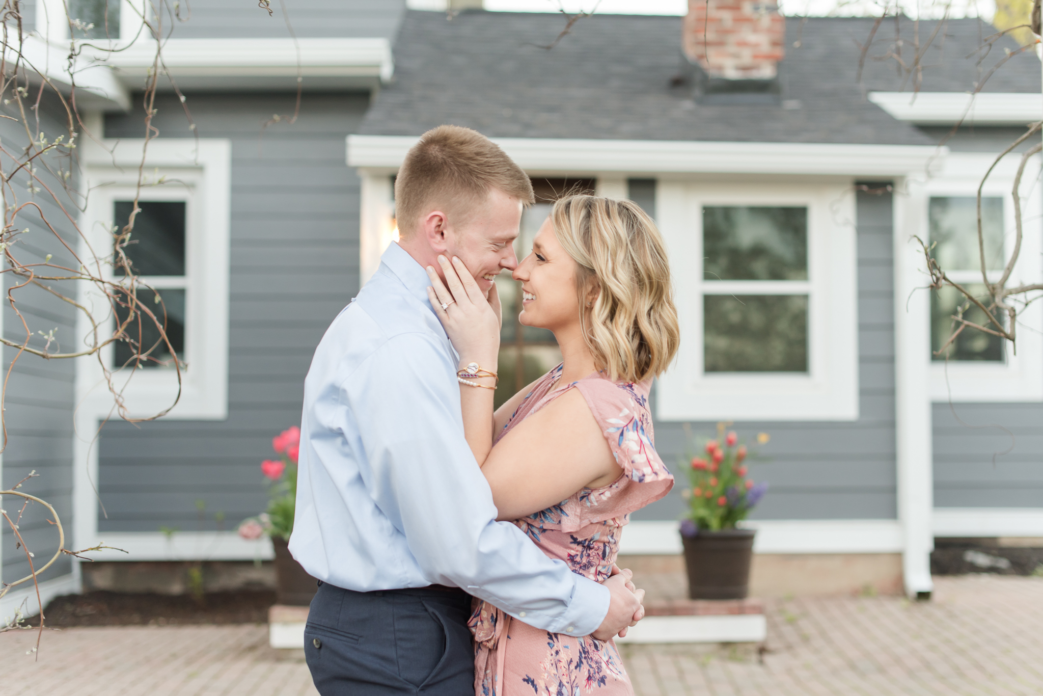 Richie Woods Nature Preserve and Mustard Seed Gardens Engagement Session Wedding Photos-48.jpg