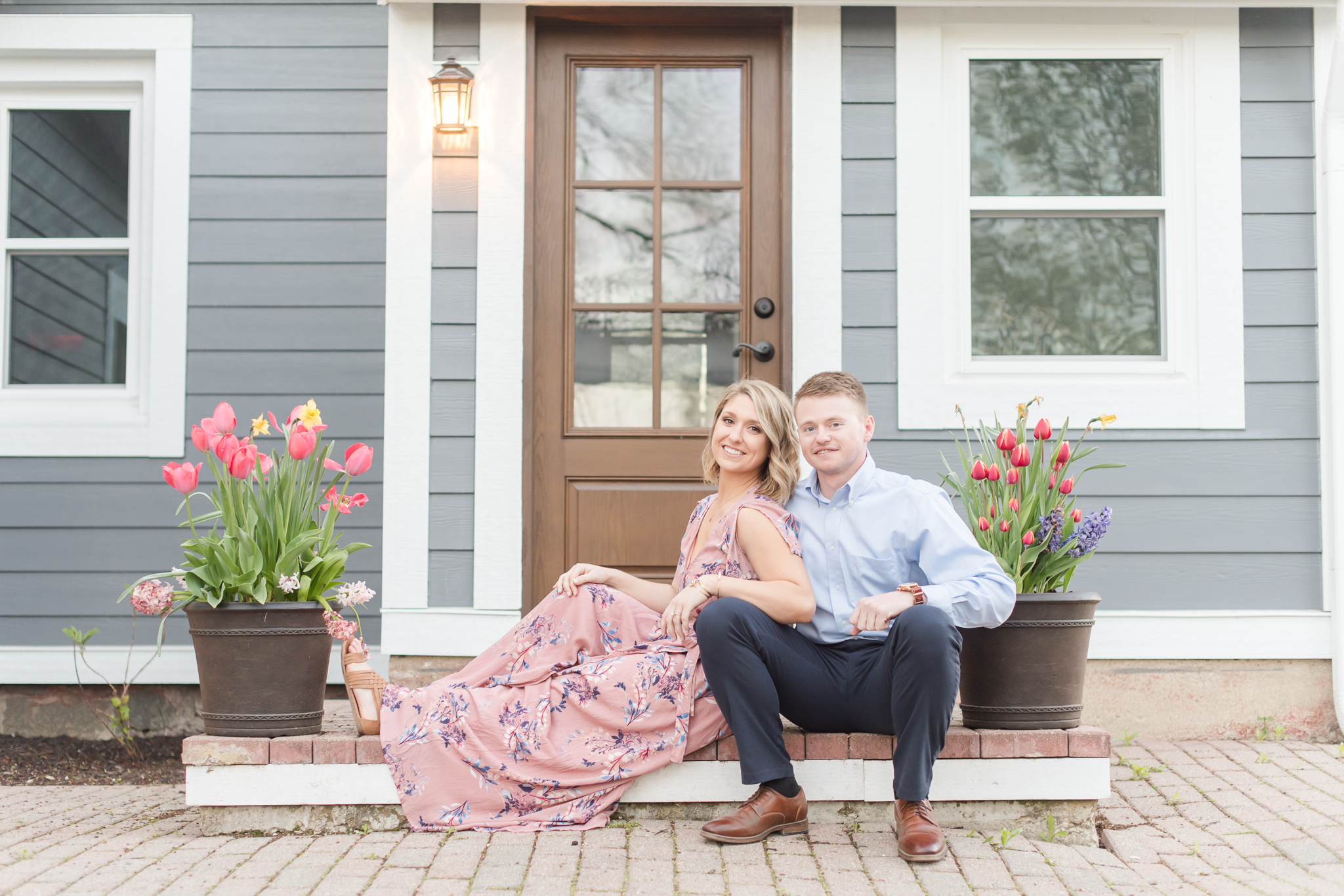 Richie Woods Nature Preserve and Mustard Seed Gardens Engagement Session Wedding Photos-50.jpg