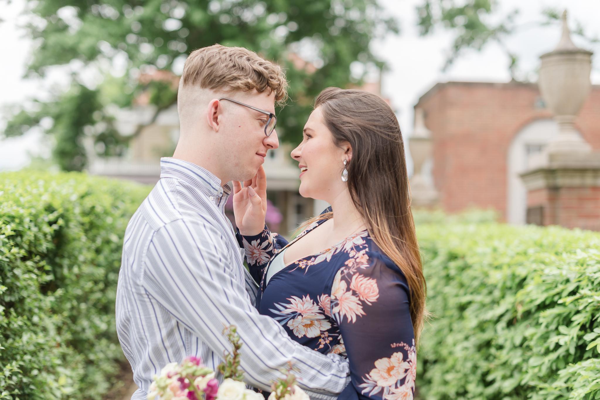 West Virginia University Surprise Proposal During Graduation Ceremony-12.jpg