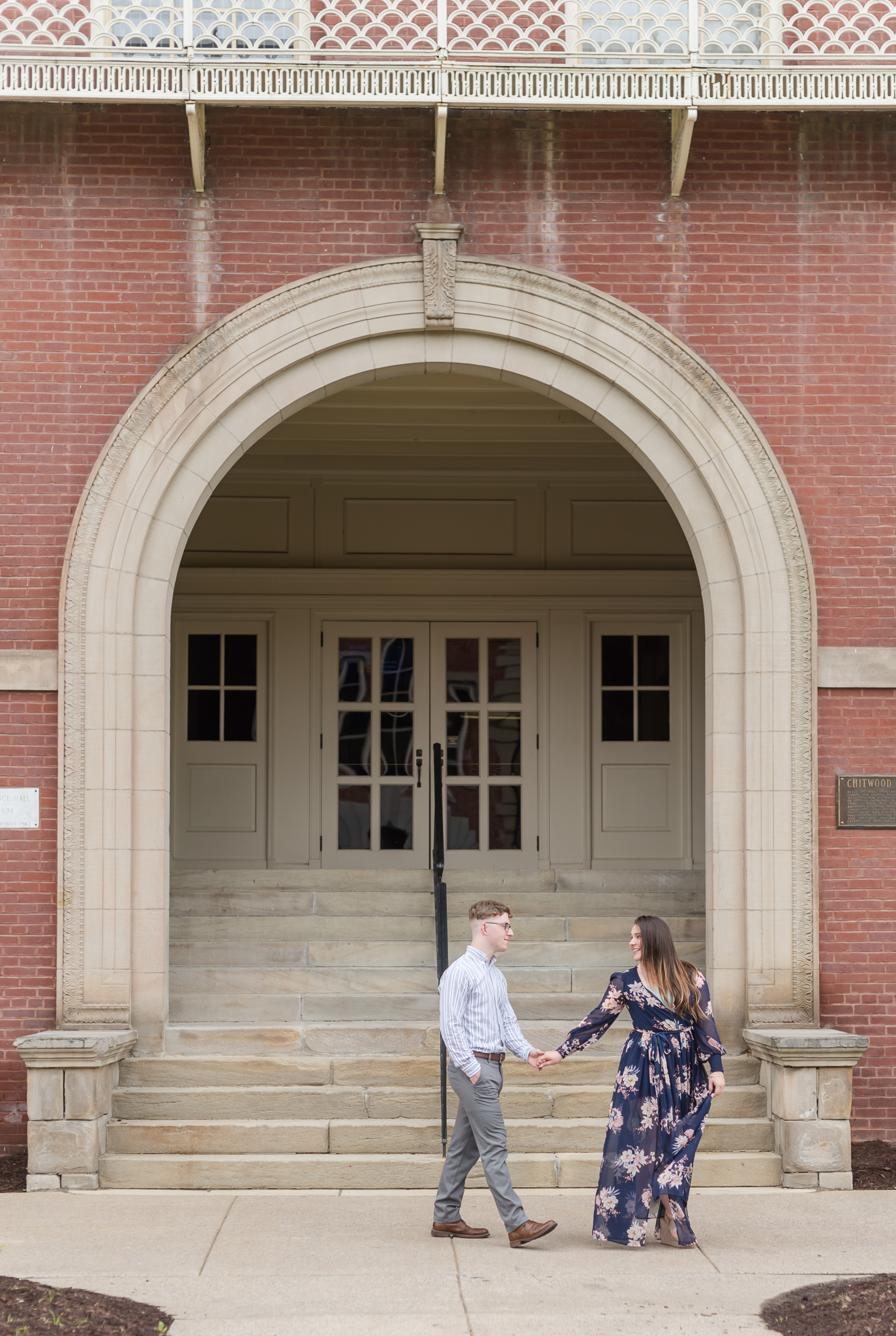 West Virginia University Surprise Proposal During Graduation Ceremony-17.jpg