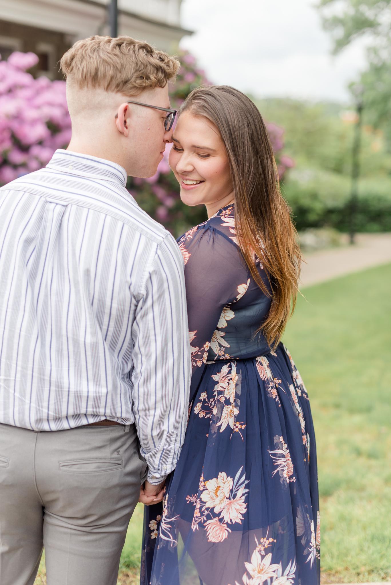West Virginia University Surprise Proposal During Graduation Ceremony-28.jpg