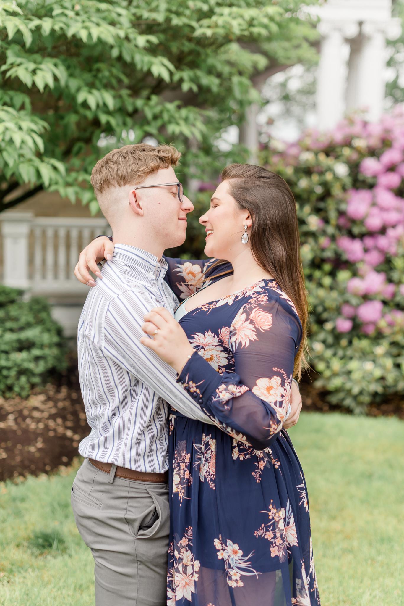 West Virginia University Surprise Proposal During Graduation Ceremony-2.jpg