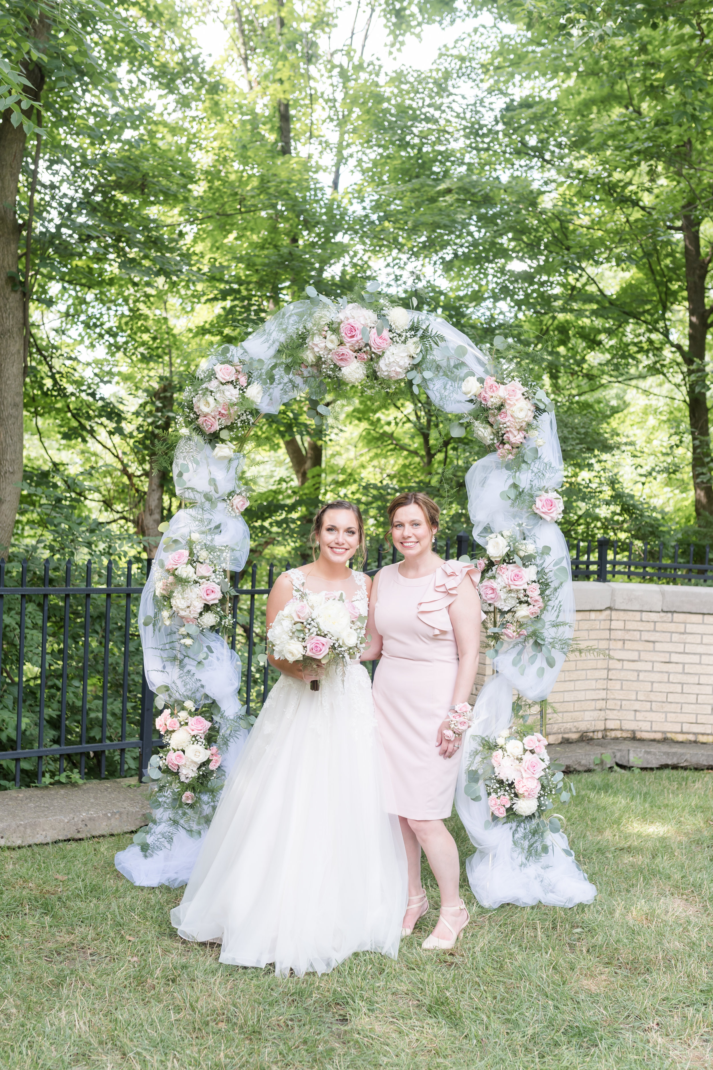 Give your parents a parent wedding album Laurel Hall Wedding Photographer.jpg