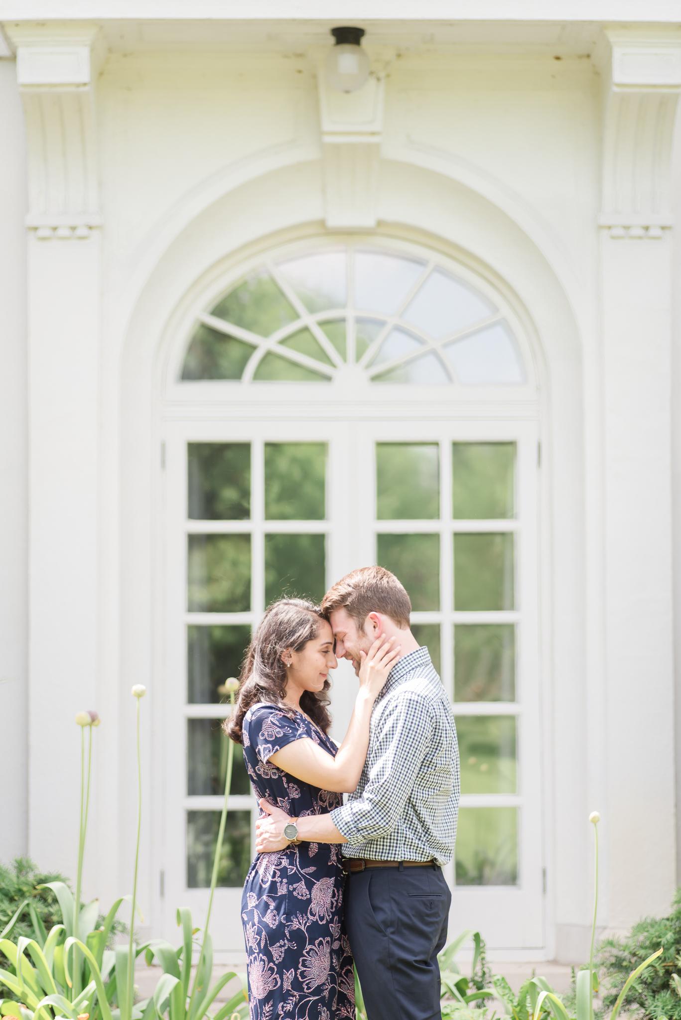 Newfields IMA museum of art engagement session Indianapolis Wedding Photographer-6.jpg