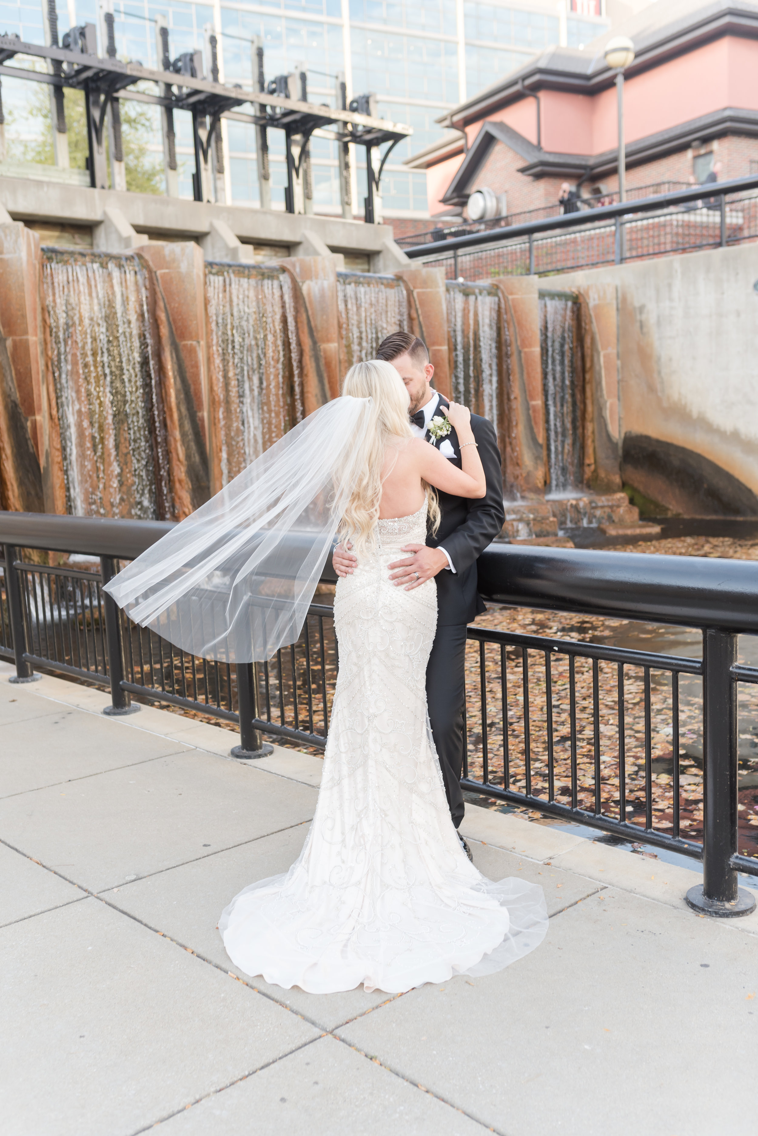 Wedding Venue on the Canal Downtown Indianapolis