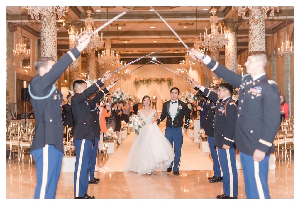 Military Ceremony Drake Hotel Wedding_0422.jpg