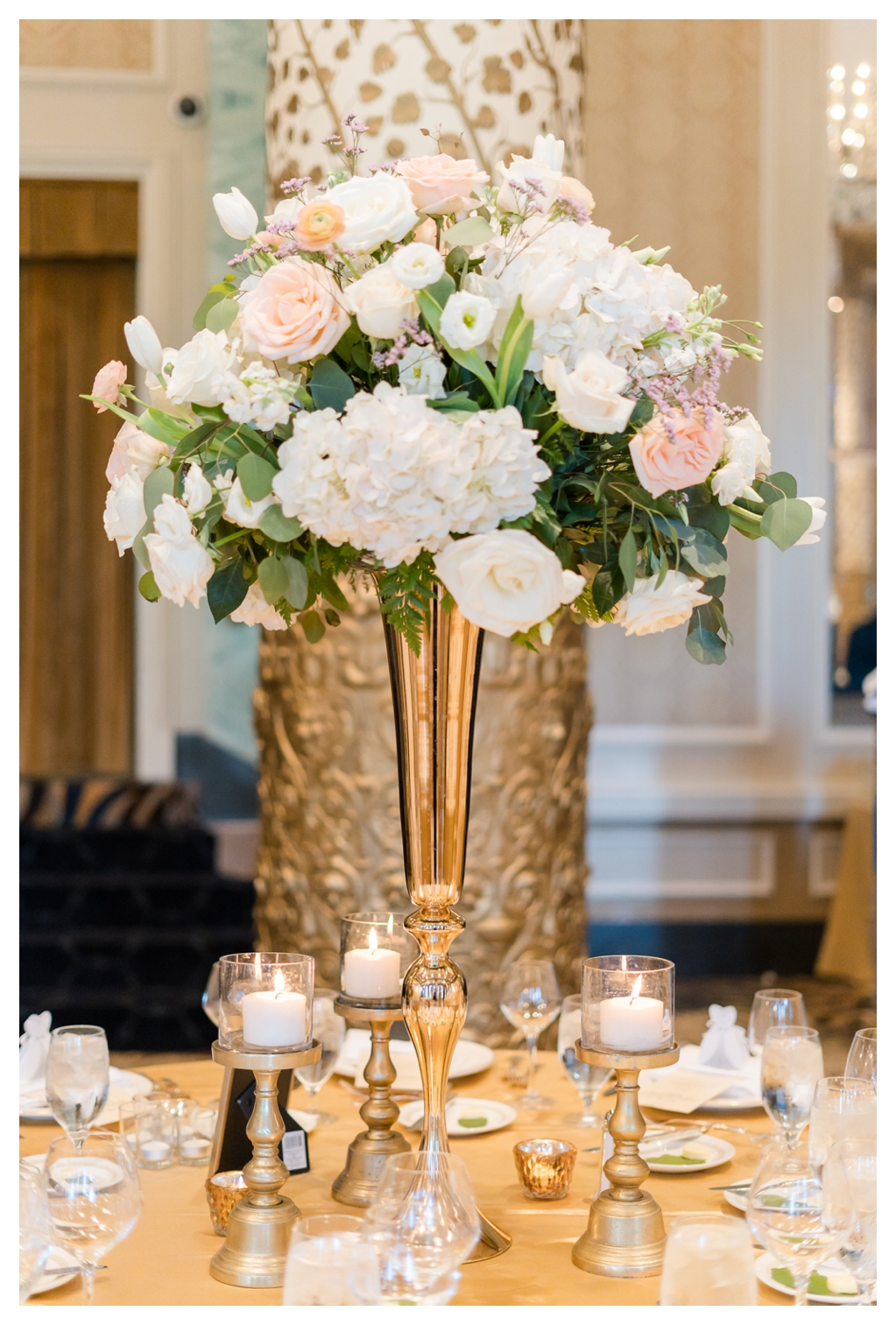 Classic Wedding Reception with Pink and White Flowers_0610.jpg