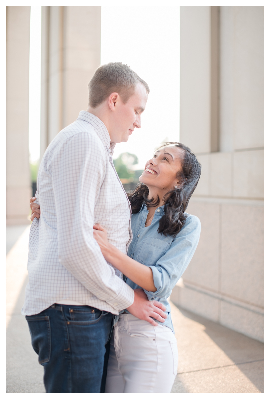 Downtown Indianapolis Canal Walk Engagement Session_0844.jpg