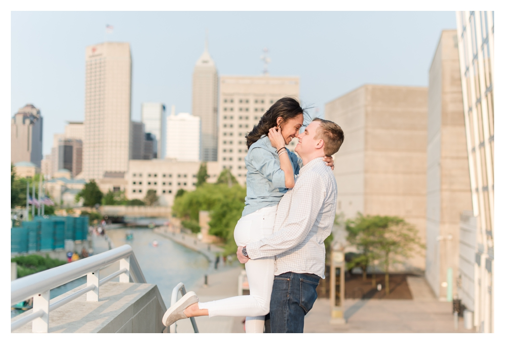 Indianapolis Canal Engagement Session_0850.jpg