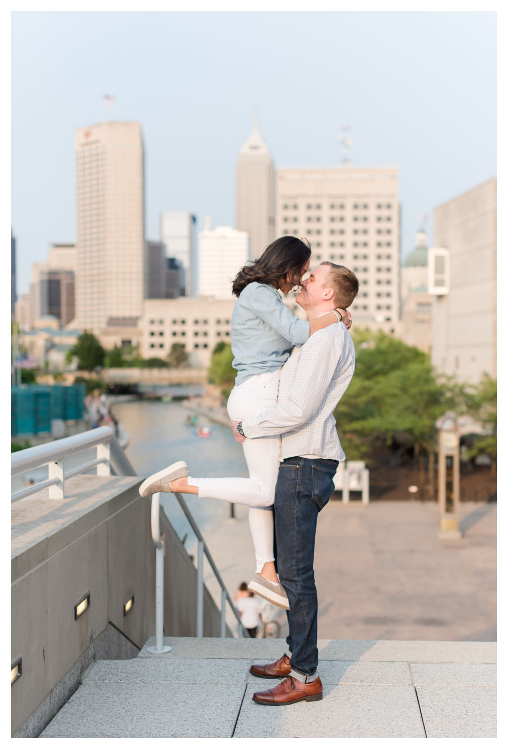 Indianapolis Canal Engagement Session_0849.jpg