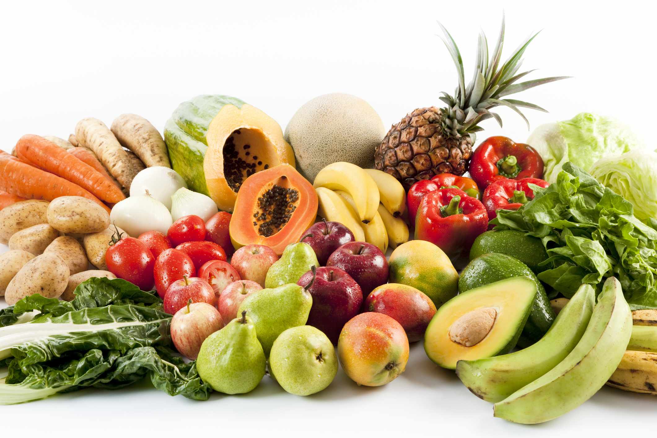 80 percent of the diet - To heal from any condition the body is in need of hydration and healing nutrients of fruits and vegetables.