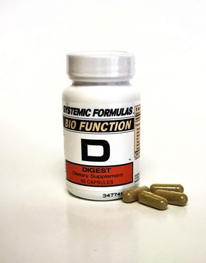 D Digest helps correct stomach weakness which is the one of the major causes of Vitamin D deficiency