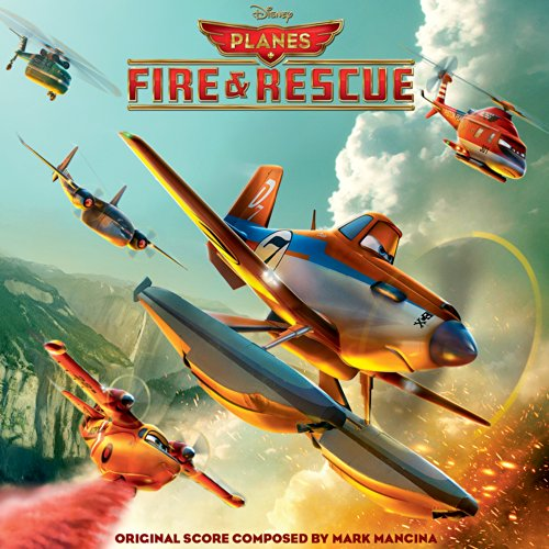 """Planes Fire and Rescue - """"Still I Fly"""" Co-writer, Producer and MixerCo-written with Windy Wagner and Spencer LeeHollywood Music In Media Award nominee"""