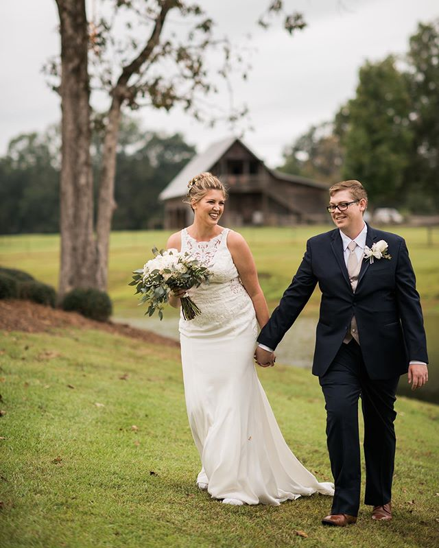 Congrats Mike and Colleen!  If ever there was a wedding that the family felt like your own, it was this one. We will be talking about these two amazing people and their family for a while, I'm sure.  Venue: @thebarnatbridlewood  Dress: @mimis_bridal  #weddingphotographer #hattiesburgwedding #hattiesburgweddingphotographer #jacksonweddingphotographer #mississippibride #brideandgroom #bridlewood #barnwedding #barnweddings #hattiesburg #oakgrovems #hattiesburgms #getdowntown #mississippiwedding #mississippiweddingphotographer #biloxi #gulfport #biloxiweddingphotographer #farmwedding #usmttt #southms #southernbride #southernbrides