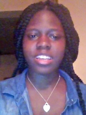 """""""My mostly online school requires students to be independent, self-disciplined, and organized."""" - – Ericka Woods"""