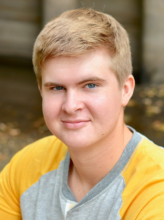 """""""Being from a small town, I could never have gotten the diversity of classes and also the skills that came with it in just my traditional classroom setting."""" - – Zach Ruden"""