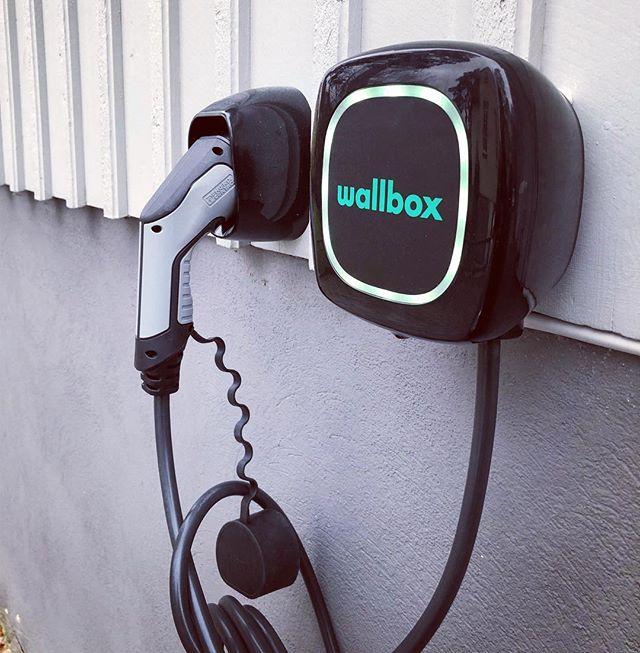 Installation av Wallbox pulsar  #rdelteknik #wallbox #laddahemma #laddahemmastödet #evbox #evcharging #elbil #elinstallation #eways