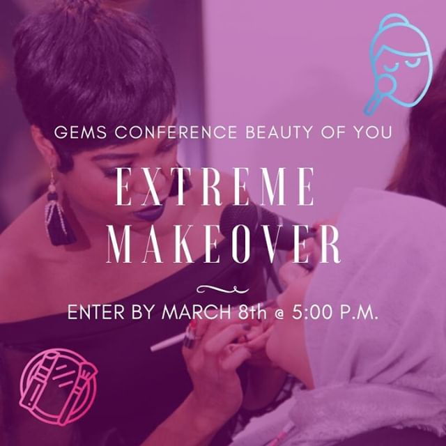 👗 Need a new outfit 👗? Want a professional makeover 👄💄? Want to strut your stuff? Enter the Beauty of You Extreme Makeover. Up to 6 girls will have professional makeovers and an outfit from our sponsors. More info on the website!  #mua #makeover #fashion #gems #mentoring #chicago #girls #youth