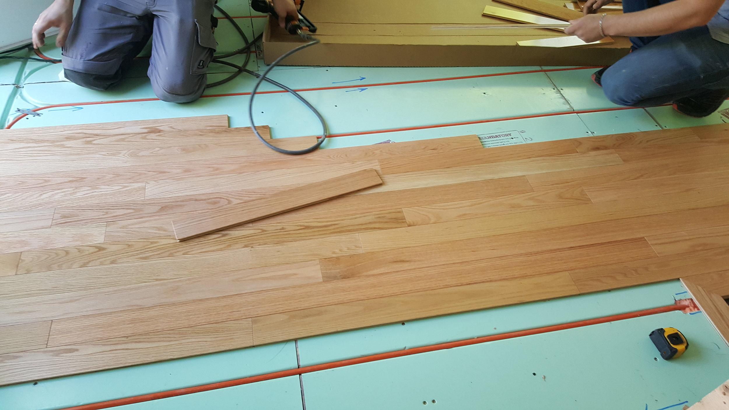 Floor Heating Aim Group