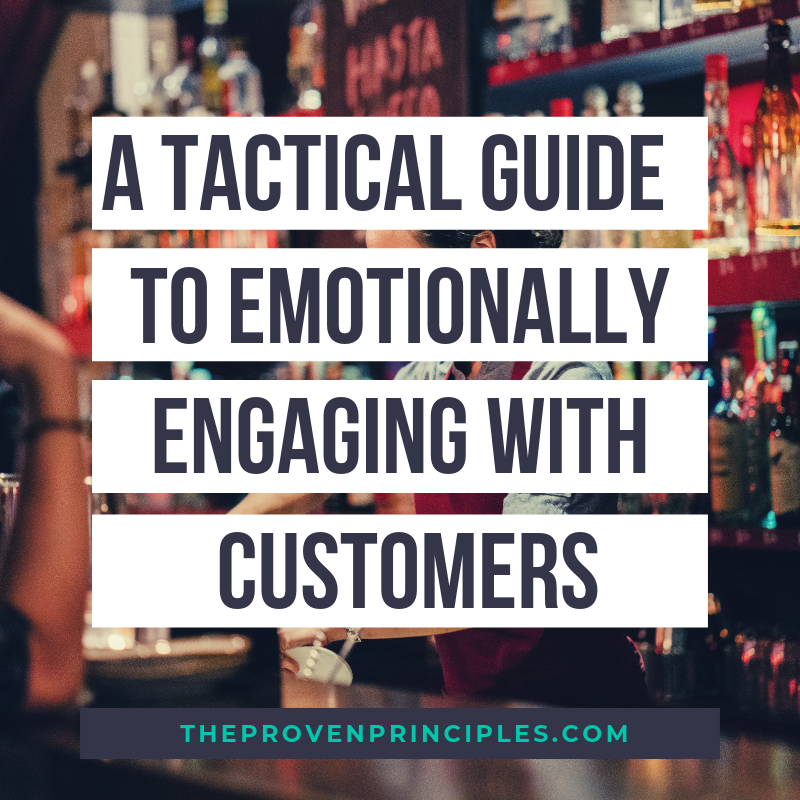 Emotionally Engaging Customer Service