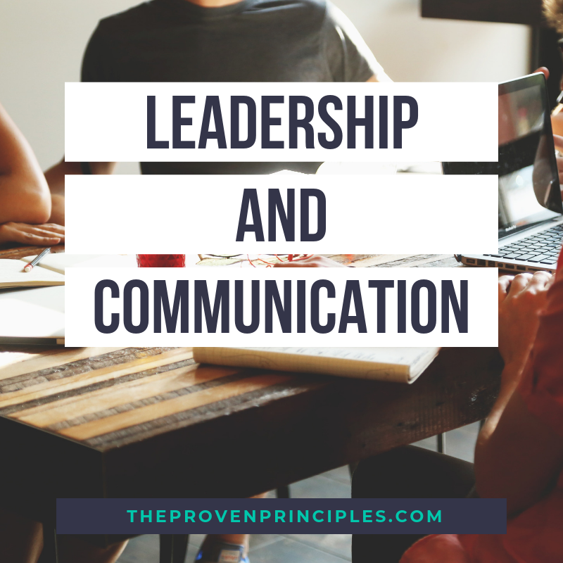 leadership and communication