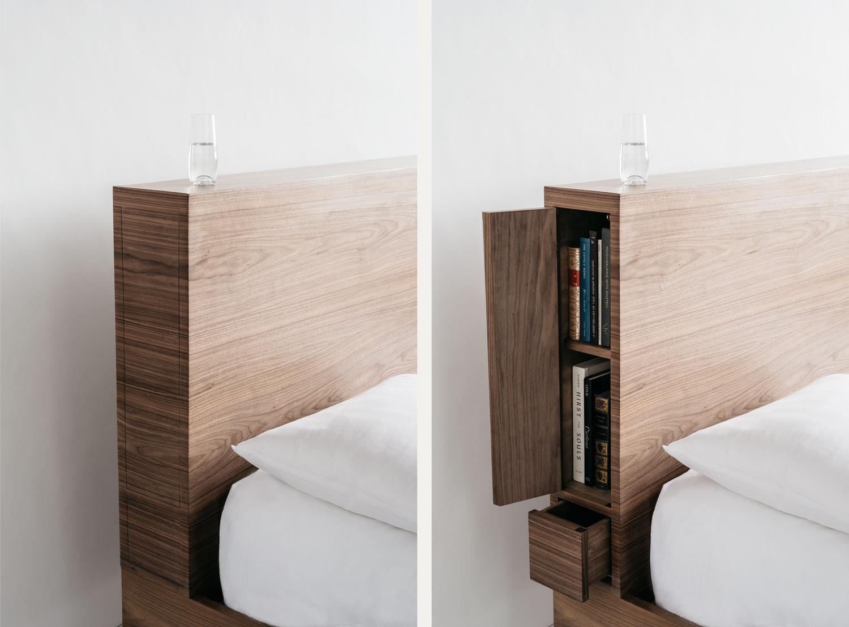 Keepsake Bed Storage