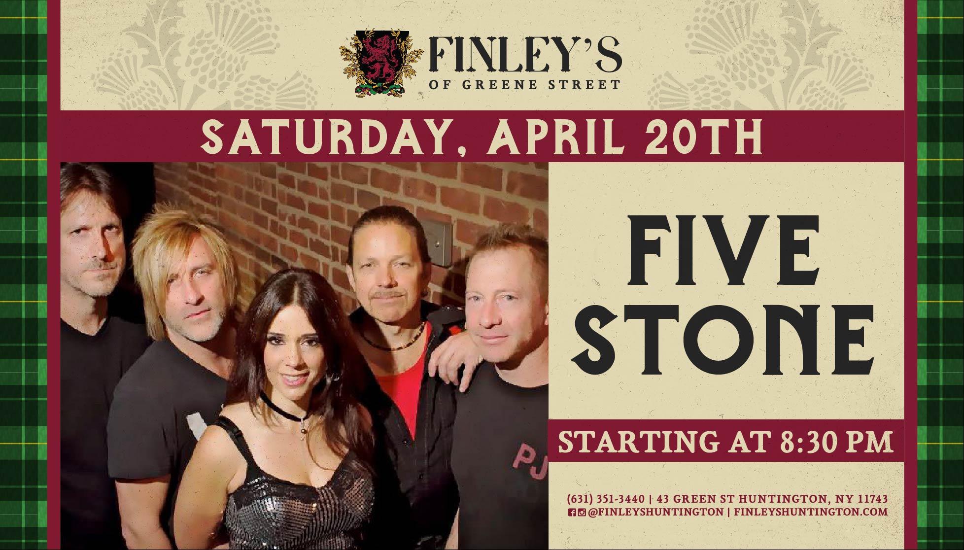 Five Stone Flyer