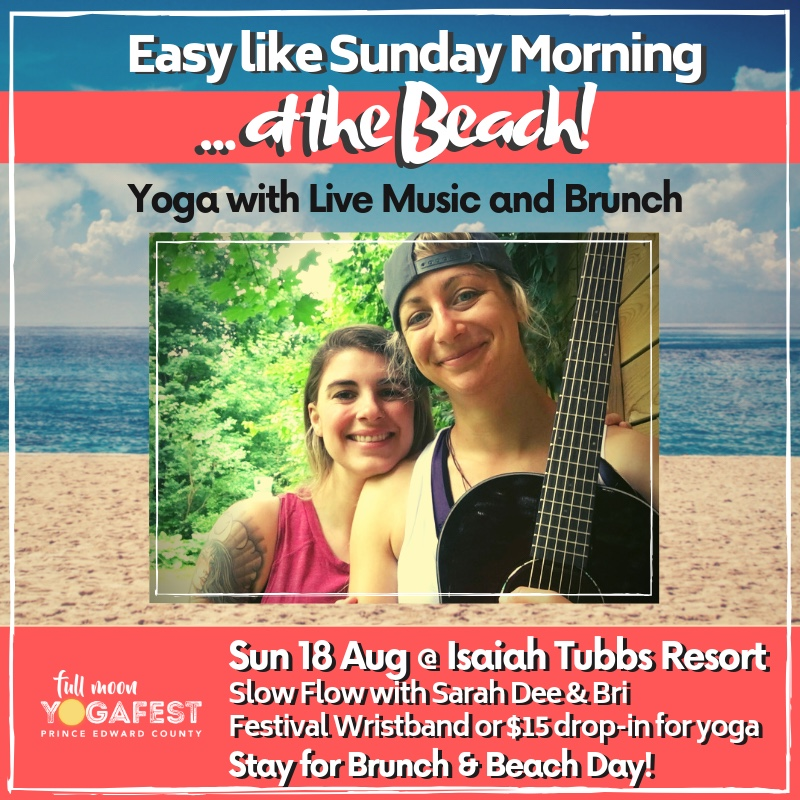 - JOIN US FOR POST YOGA BRUNCH for $20 (tAX and gRAT inclusive). Contact ISAIAH TUBBS TO MAKE YOUR RESERVATION 1-800-724-2393