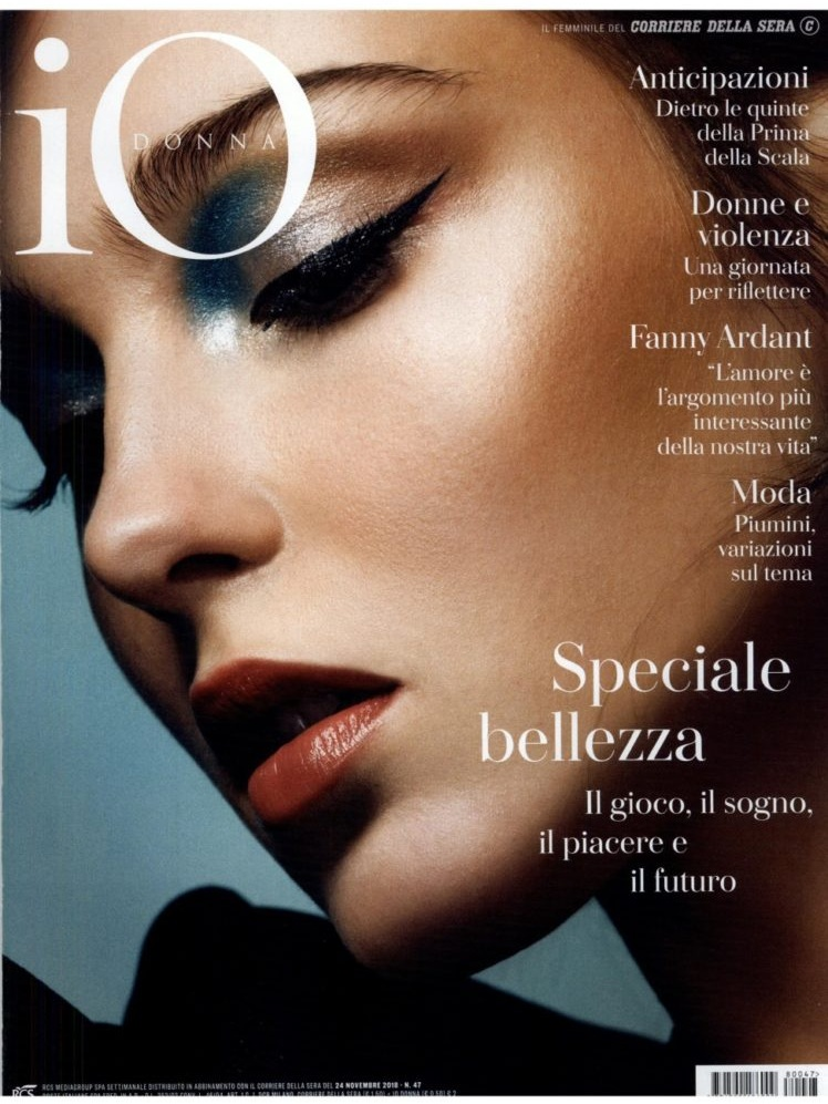 IO Donna : Upper East Style     November 2018