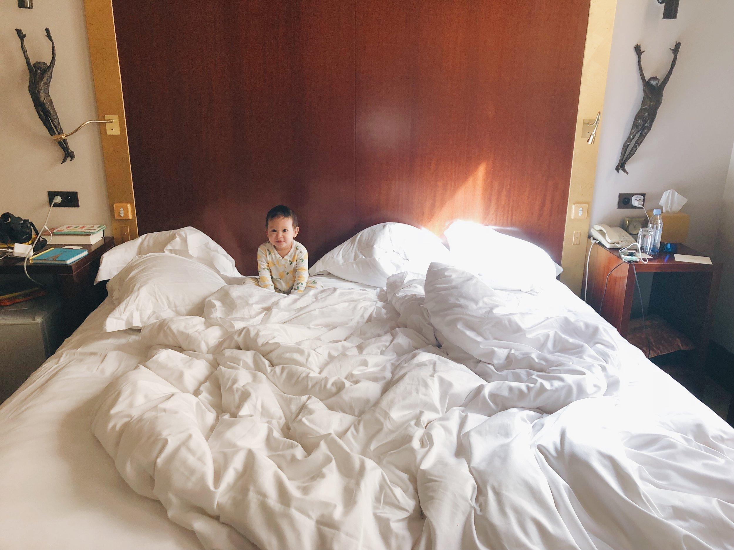 Review of Luxury Hotel Park Hyatt Paris by Marissa | travelhappy