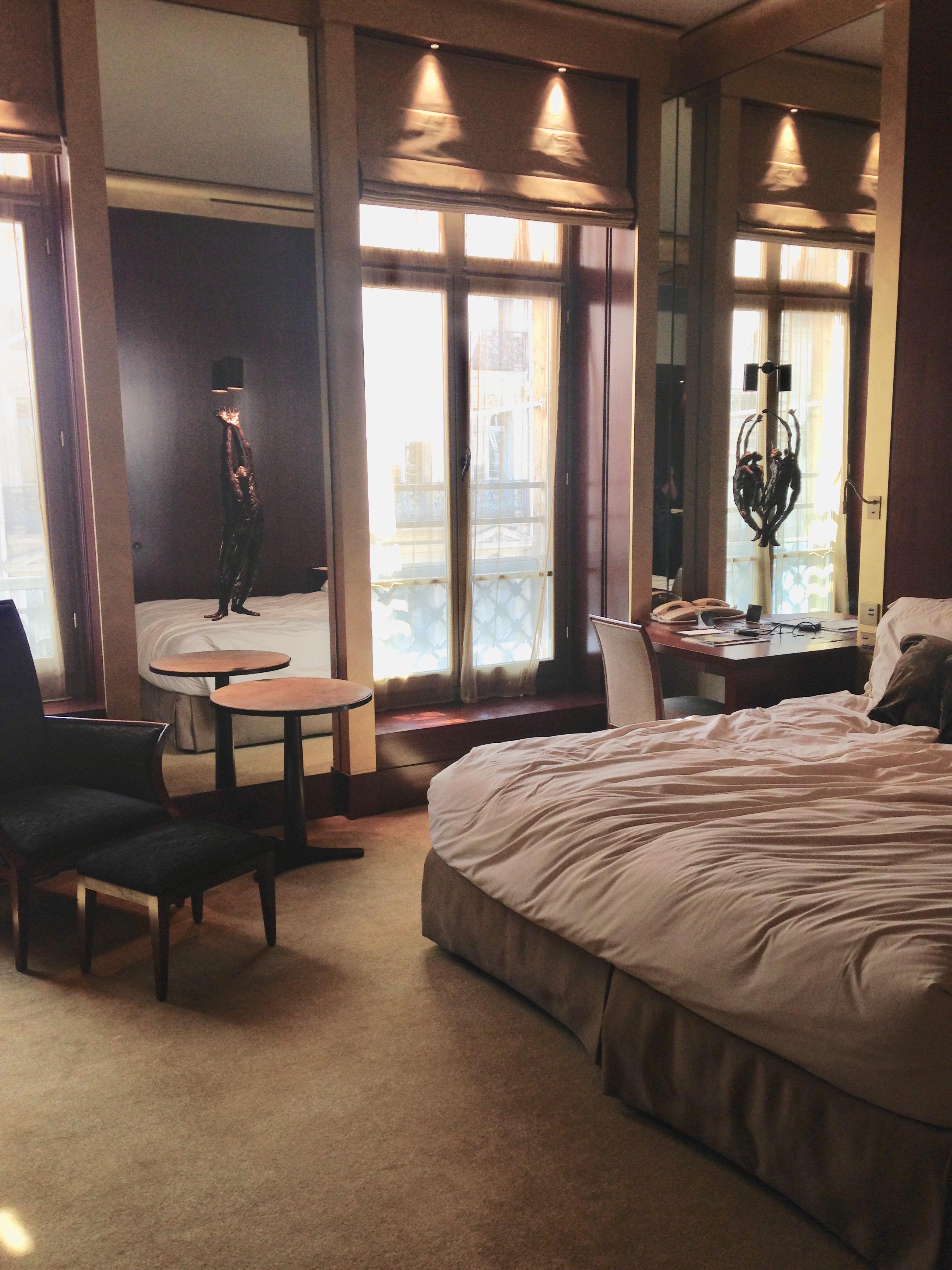Park Queen (2015) | Park Hyatt Paris | Travelhappy Luxury Hotel Review