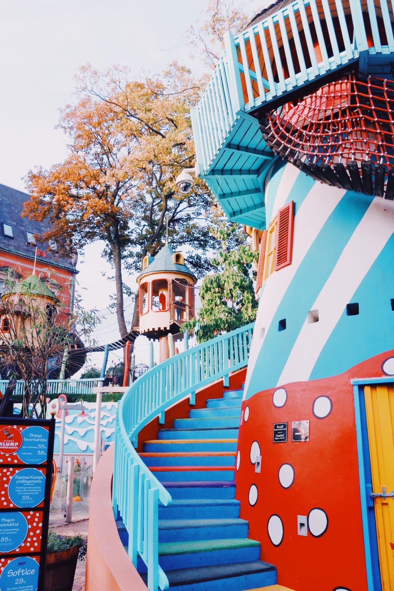 Tivoli Gardens Review - Copenhagen, Denmark   travelhappy luxury travel agency
