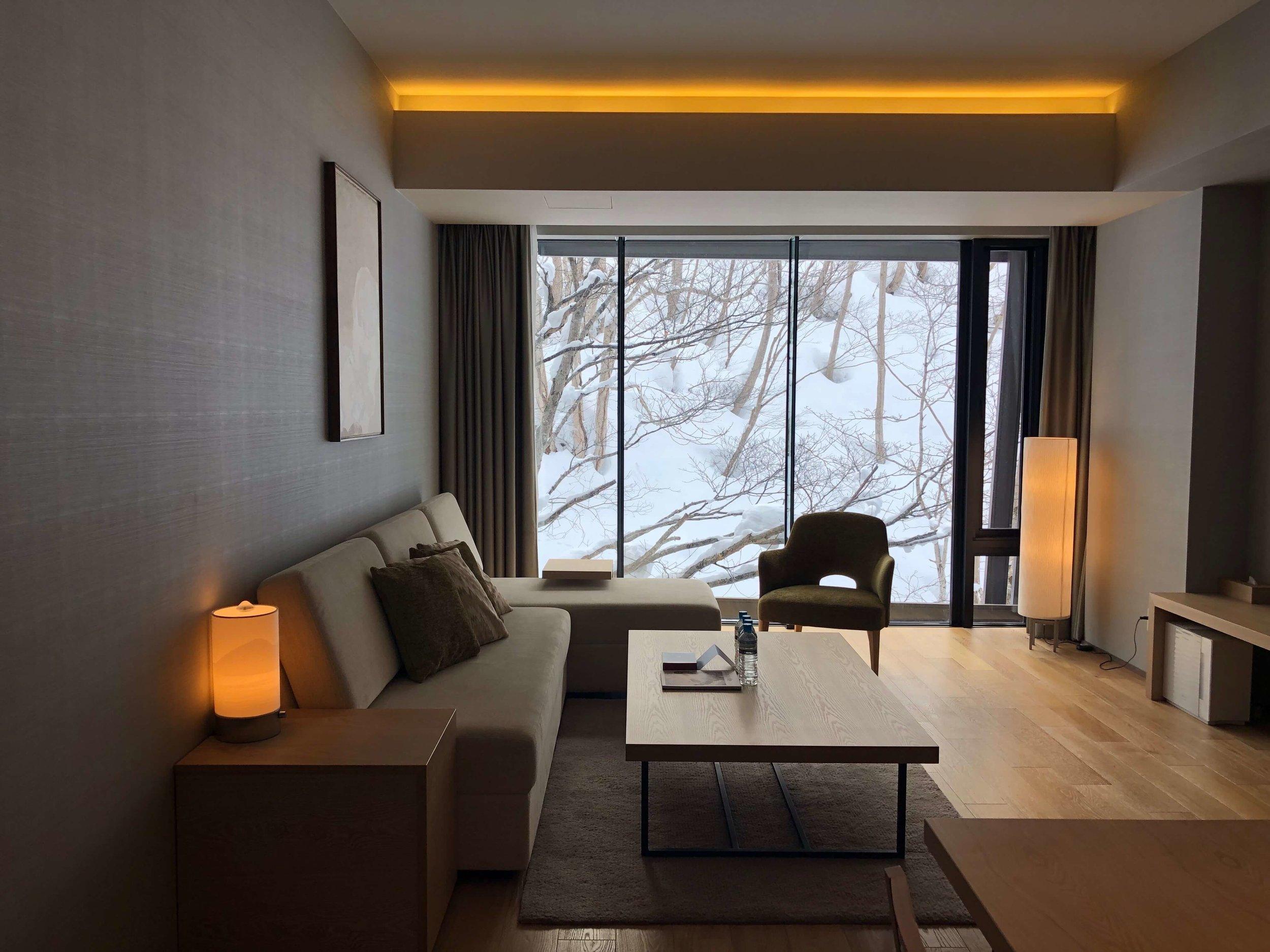 AYA Niseko Review - Luxury Ski Resort in Niseko, Japan | travelhappy blog