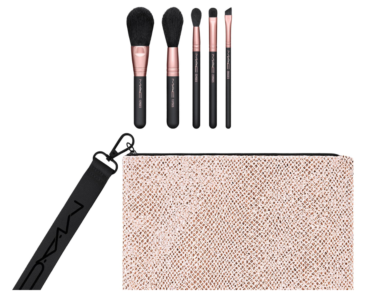 MAC Up Close and Personal Travel Size Brush Kit
