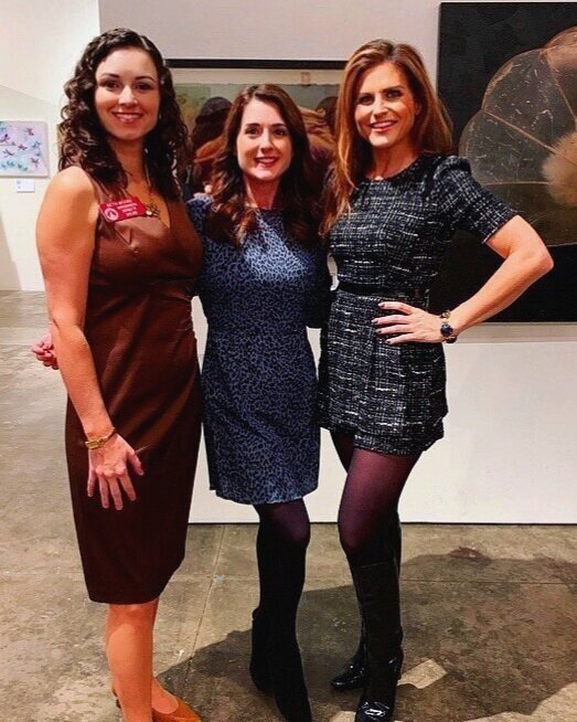 Beth B. Moore ,  Alex Aron , and  Marcy Sperry .